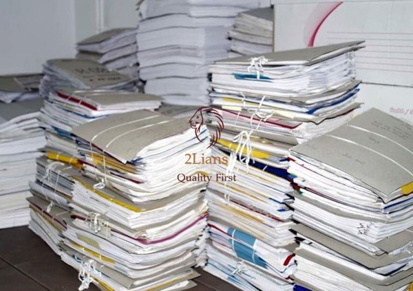 office waste paper