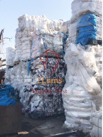 LDPE Film On Bales  Mix Color
