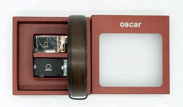Bộ combo Thắt lưng Nam Thương Hiệu Oscar – OCMBLAE114 (MẶT NGẪU NHIÊN)