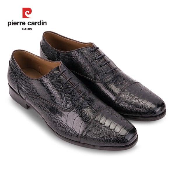 Giày Da Pierre Cardin Black – PCMFWLA 030