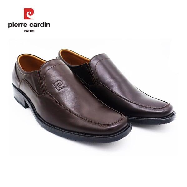 Giày da không buộc dây cao cấp – PCMFWLB 063