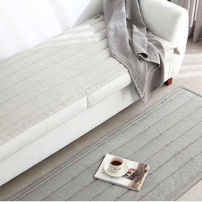 Drap trải giường, ga trải giường đa năng Plain Cotton Hàn Quốc