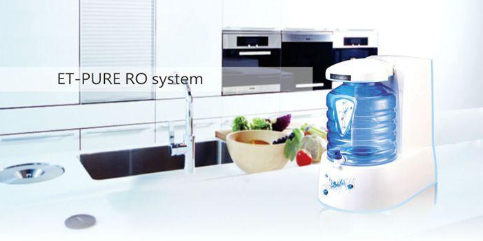 Máy lọc nước đa năng ET Pure Triwin