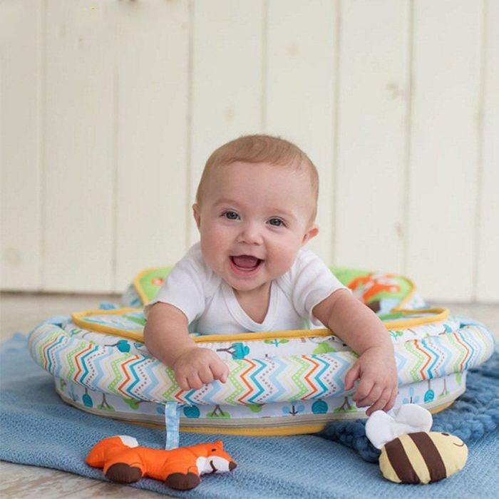 Nệm thư giãn đa năng cho bé