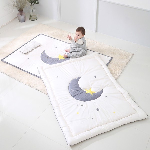 Set Đệm Cotton Cỡ Trung Big Moon LOL Baby