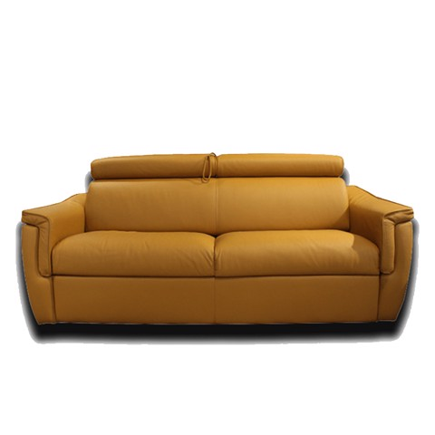 Sofa Bed Italia - Cherry