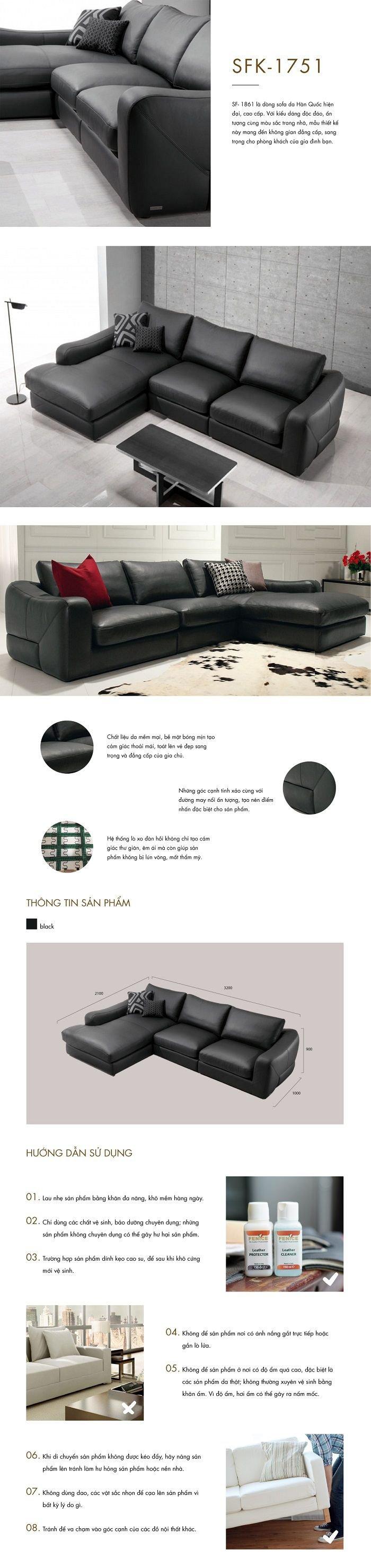 Sofa SKF 1751