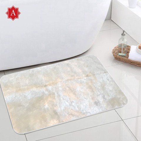 Thảm Chân Alan UAE Empire 1392-01 White (0.55x0.8m)