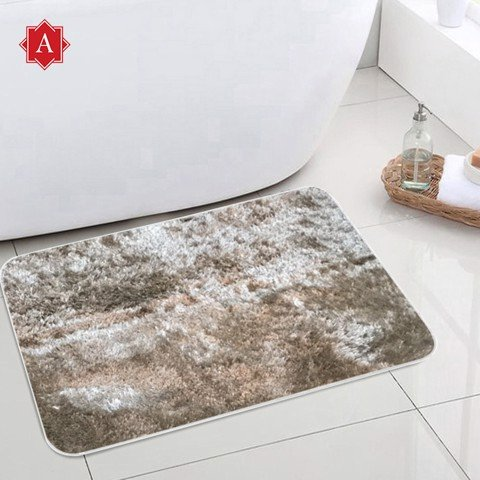 Thảm Chân Alan UAE Empire 1395-01 Cream White (0.55x0.8m)
