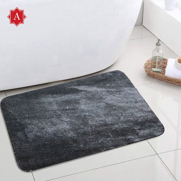 Thảm Chân Alan UAE Sequoia 1346-01 Grey (0.55x0.8m)