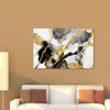 Tranh Canvas Black And Gold 2 Alila (60x90cm)