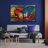 Tranh Canvas Colorful Abstract 01 Alila (60x90cm - 80x120cm - 100x150cm)