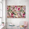 Tranh Canvas Colorful Flowers Alila (60x90cm)
