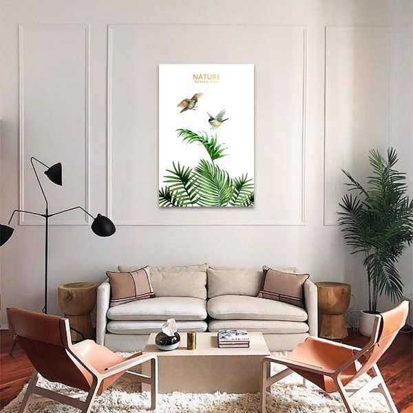Tranh Canvas Nature Botanical Mood 1 Alila (60x90cm)