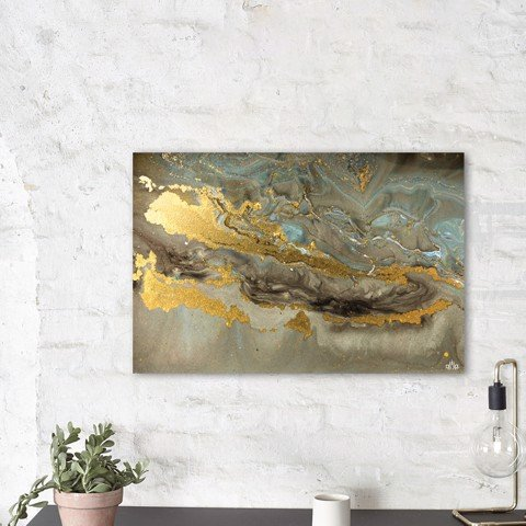 Tranh Canvas Oil Abstract 2 Alila (40x60cm - 50x75cm - 60x90cm)