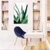 Tranh Canvas Pineapple Leaves Alila (60x90cm)