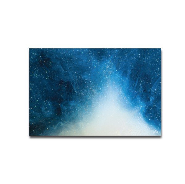 Tranh Canvas Star Light Alila (30x45cm - 40x60cm - 50x75cm - 60x90cm)