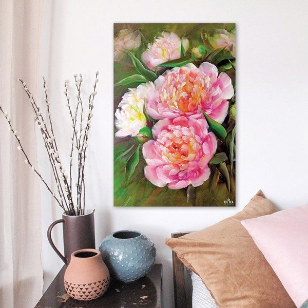 Tranh Canvas The Flower 12 Alila (40x60cm - 50x75cm - 60x90cm)
