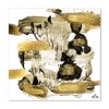 Tranh Canvas The Gold 2 Alila (40x40cm - 60x60cm - 80x80cm)