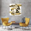 Tranh Canvas The Gold 2 Alila (80x80cm)