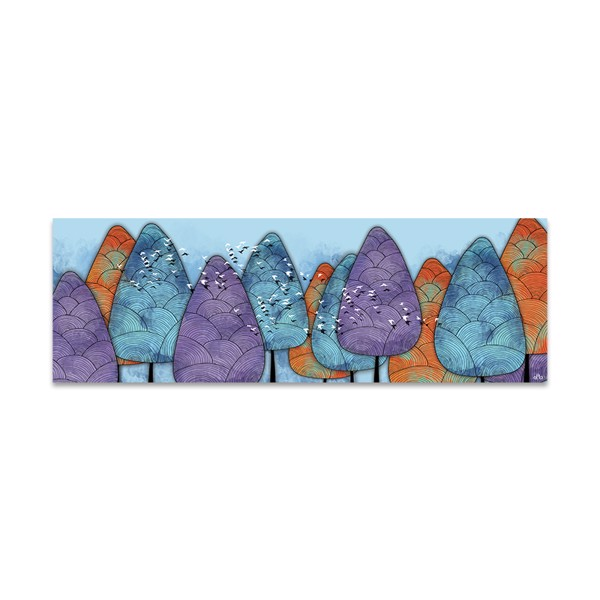 Tranh Canvas The Trees Alila (40x120cm - 50x150cm)