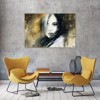 Tranh Canvas The Woman 1 Alila (30x45cm -40x60cm - 50x75cm - 60x90cm -80x120cm - 100x150cm)