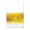 Tranh Canvas Yellow And White Abstract Alila (40x60cm - 50x75cm - 60x90cm)