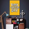 Tranh Quote Today Is A Good Day Alila (60x90cm)