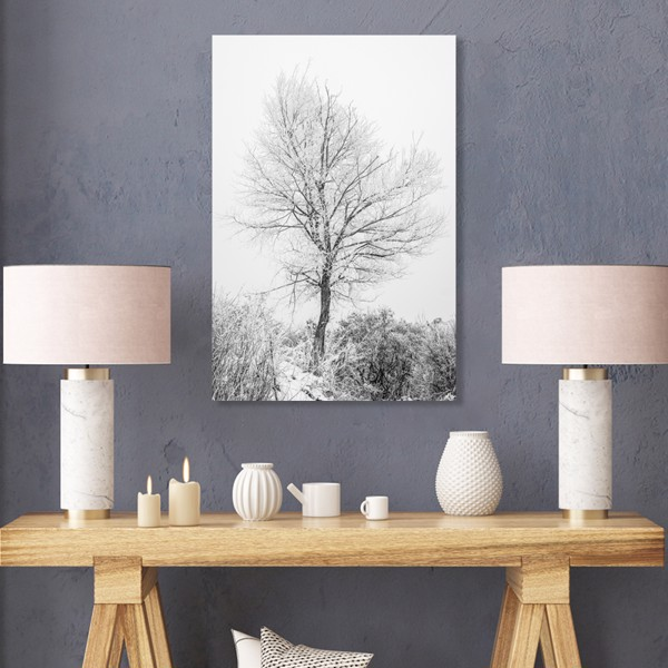 Tranh Canvas Winter Tree Alila (40x60cm - 50x75cm - 60x90cm)