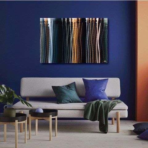 Tranh Canvas Colorful Abstract 02 Alila (30x45cm - 40x60cm - 50x75cm - 60x90cm)