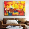 Tranh Canvas Colorful Abstract 03 Alila (60x90cm)