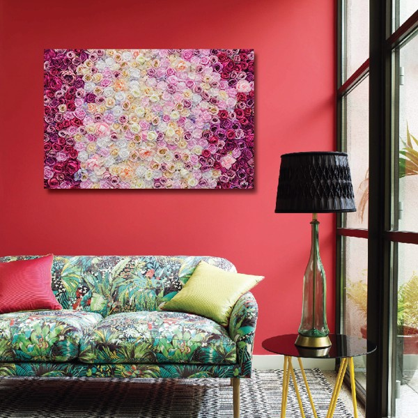 Tranh Canvas The Roses Alila (30x45cm - 40x60cm - 50x75cm - 60x90cm)