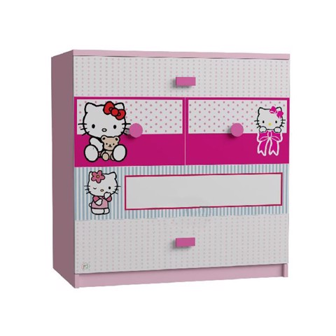 Tủ Cabinet Hello Kitty