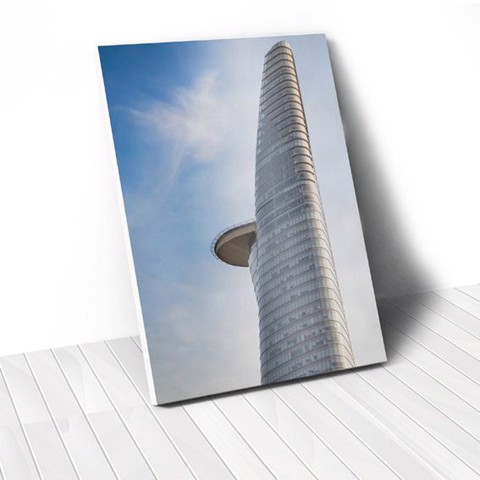 Tranh Canvas Bitexco Tower 2 (40x60cm - 50x75cm - 60x90cm)