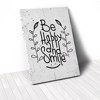 Tranh Canvas Quotes Be Happy And Smile (40x60cm - 50x75cm - 60x90cm)