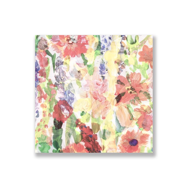 Tranh Canvas Flower Pattern (50x50cm - 60x60cm)