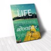 Tranh Canvas Quote Life Quote & Beach (40x60cm - 50x75cm - 60x90cm)