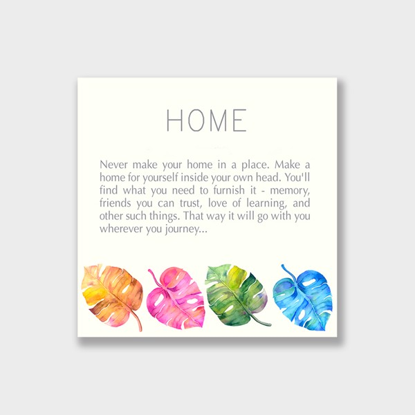 Tranh Quotes Home (40x40cm - 50x50cm - 60x60cm)