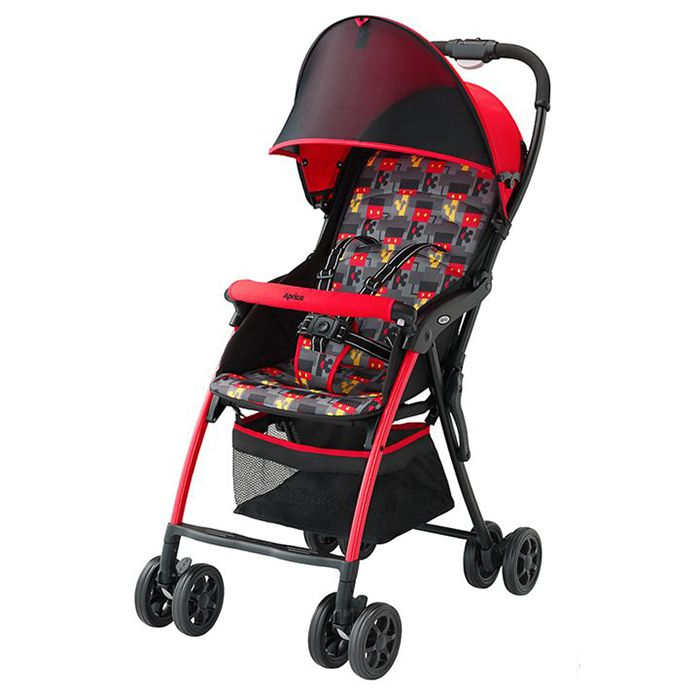 Xe đẩy trẻ em Aprica Magical Air Plus Red