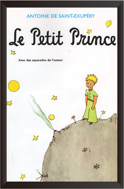 Tranh In Canvas: Le Petit Prince