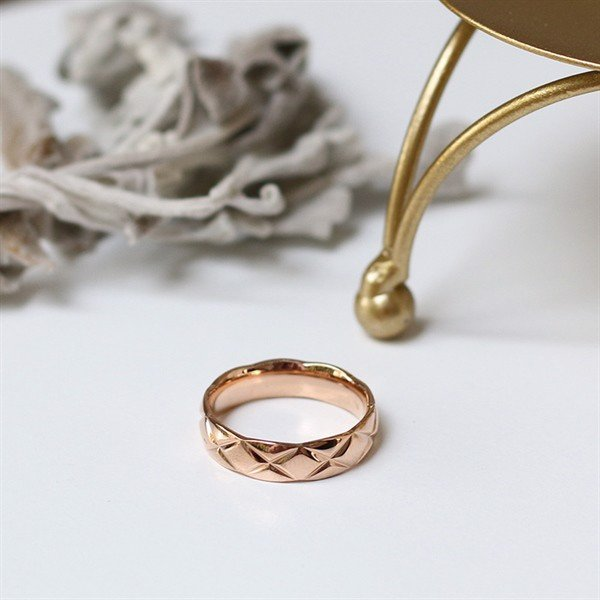 Rose Gold Ring 02