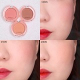 Phấn Má Hồng Dạng Nén Black Rouge Cheek On Blusher 3g