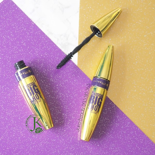 Mascara làm dày và dài mi Maybelline The Colossal Big Shot 10ml