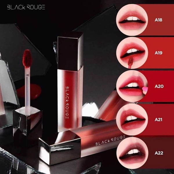 Son Kem Lì Black Rouge Air Fit Velvet Tint Ver 4