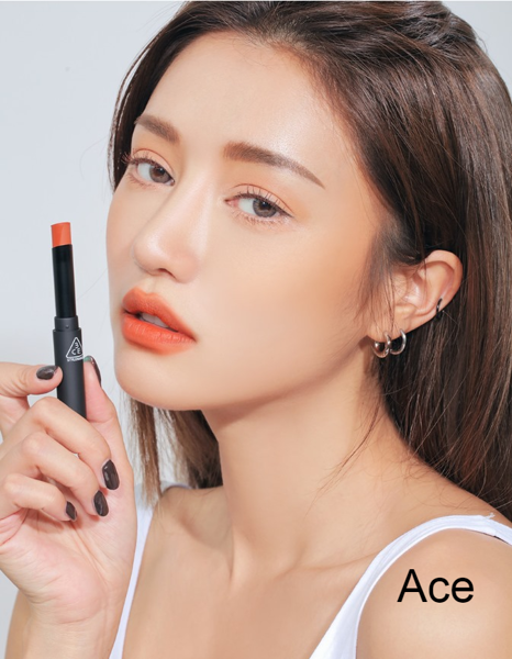 (SALE LỖ) Son Thỏi Lì 3CE Slim Velvet Lip Color (HSD 09/2021)