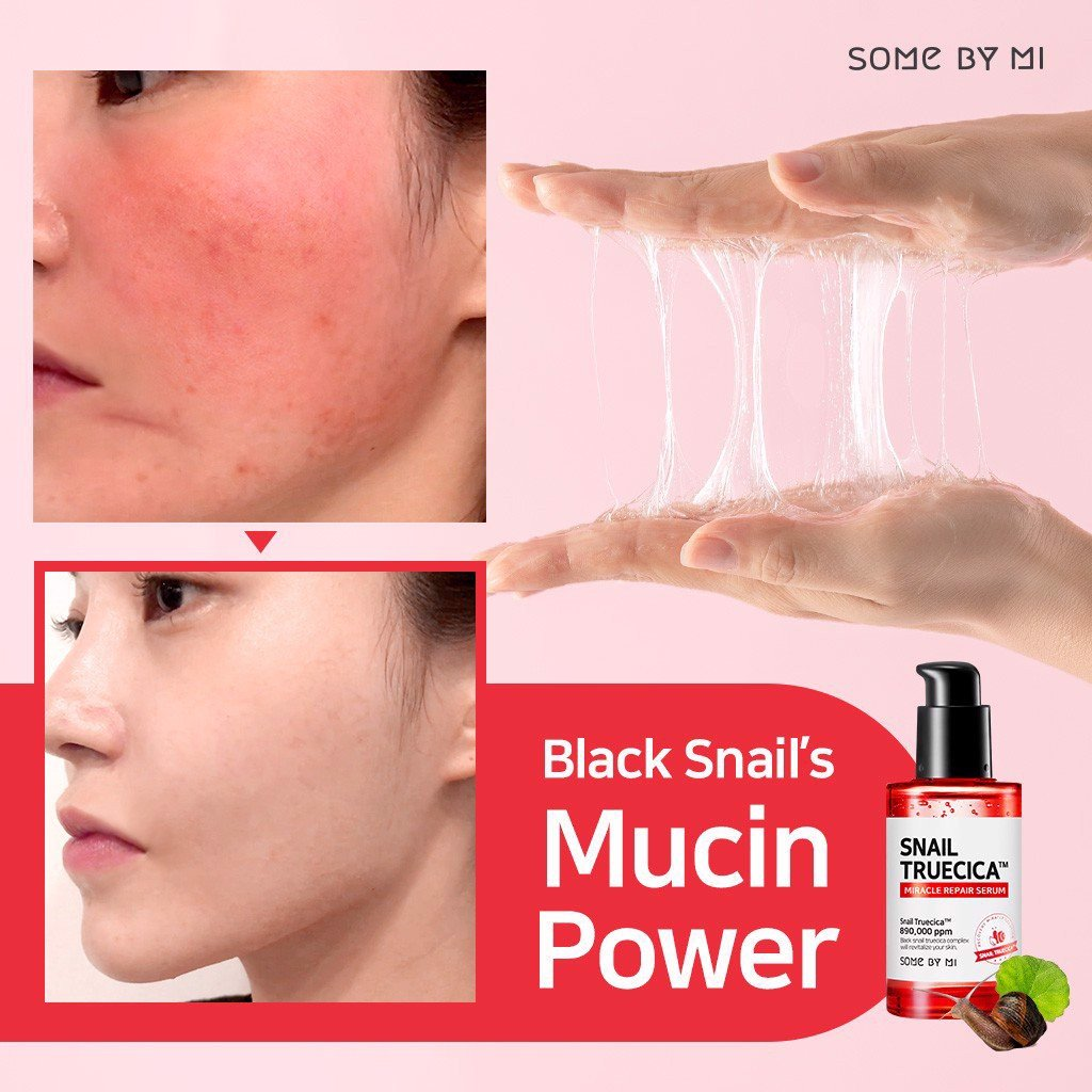 Tinh chất Some By Mi Snail Truecica Miracle Repair Serum 50ml
