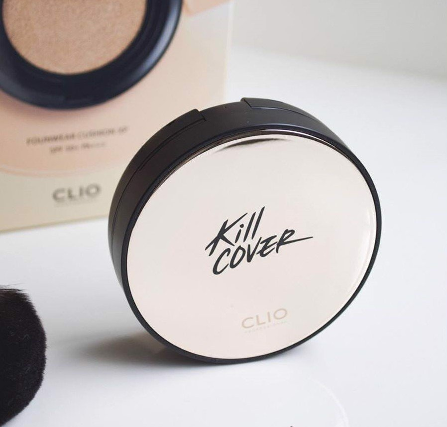 Set Phấn Nước Clio Kill Cover Cushion XP Primer