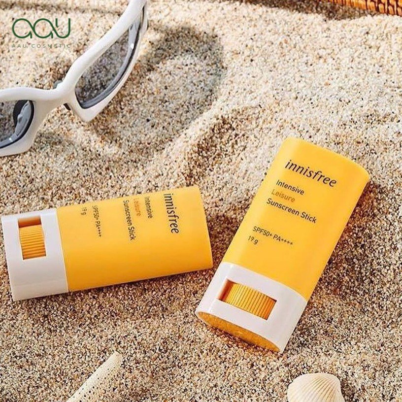 Chống nắng dạng thỏi Innisfree Intensive Leisure Sunscreen Stick 19gr
