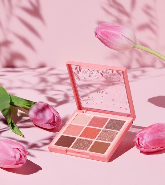 Bảng phấn mắt 9 màu Etude House Play Color Eye Tulip day