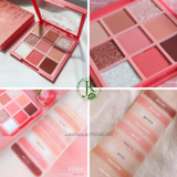Bảng phấn mắt 9 ô Etude House Play Color Eyes Rose Crush 0.7g*9
